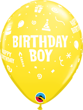 Load image into Gallery viewer, Birthday Boy