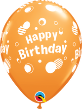 Load image into Gallery viewer, Happy Birthday Polka Dots