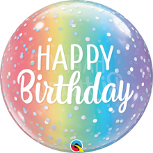 Load image into Gallery viewer, Birthday Ombre & Dots