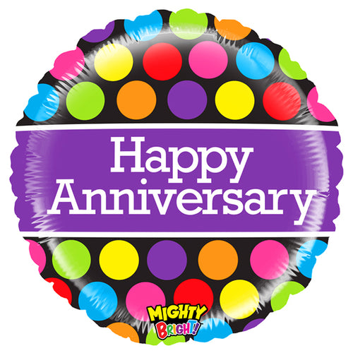 Mighty Polka Dots Anniversary