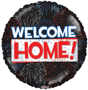 Welcome Home Fireworks