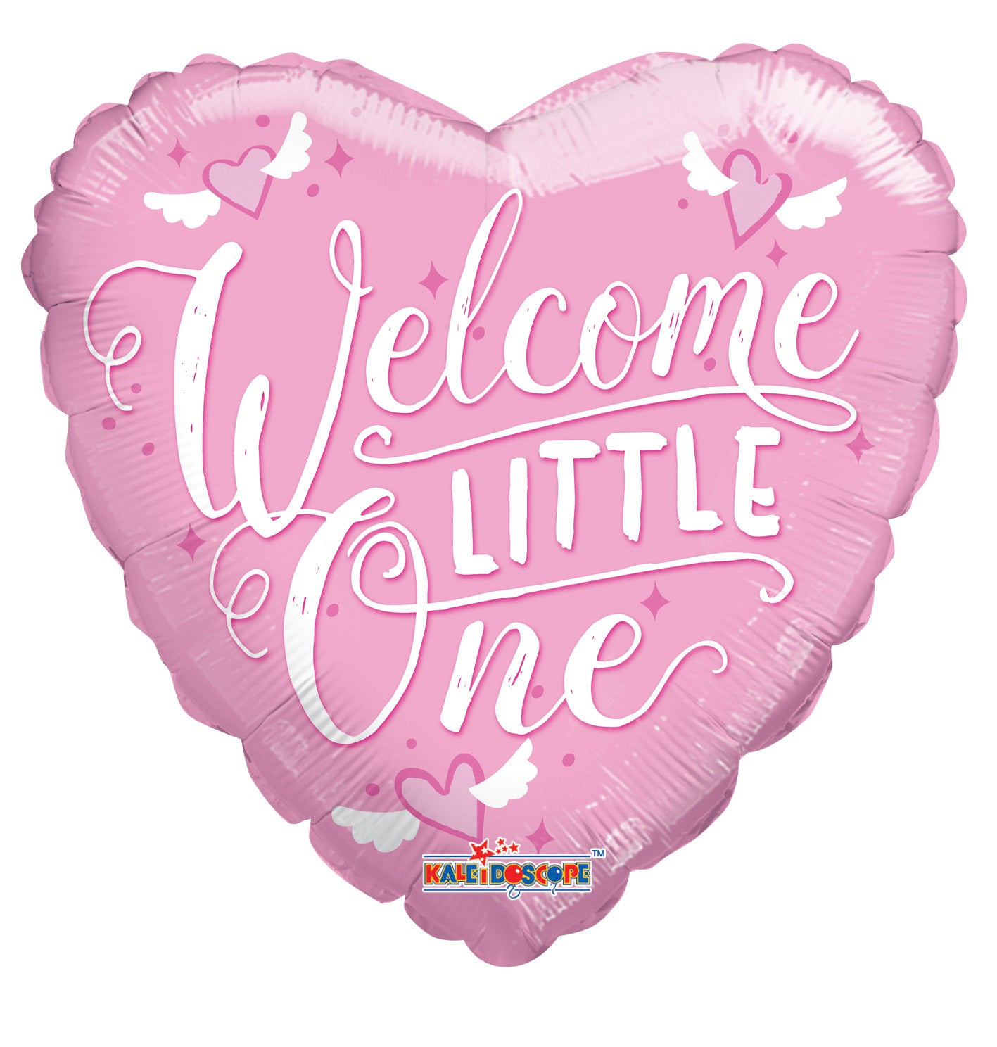 Welcome Little One Pink