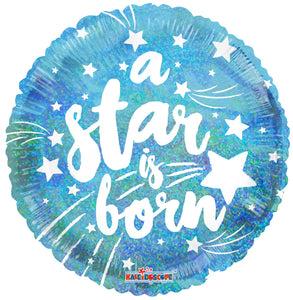 A Star Is Born Blue