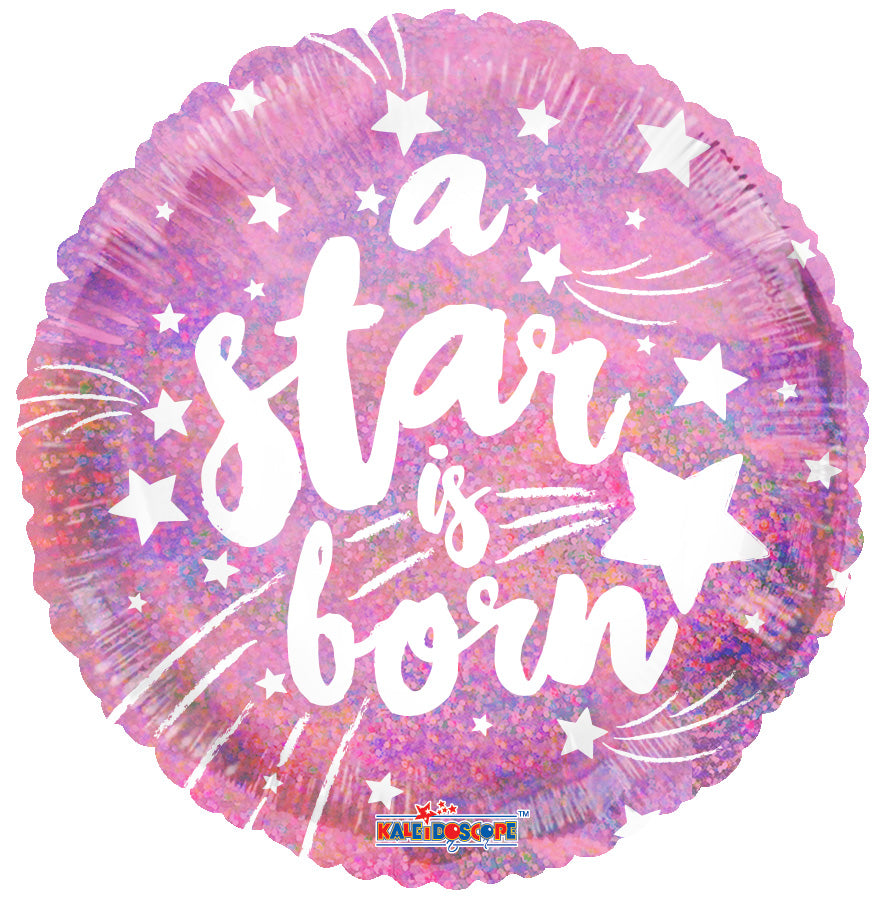 A Star Is Born Pink
