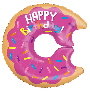 Birthday Donut Shape