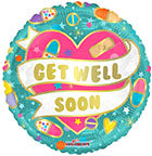 Get Well Soon Heart