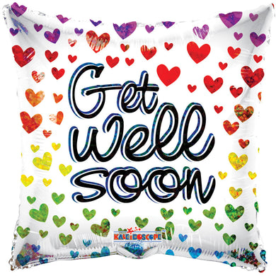 Get Well Hearts