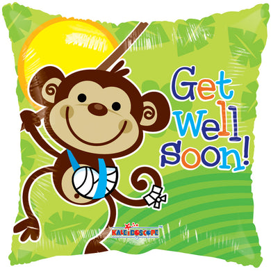 Get Well Monkey