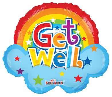 Rainbow Get Well Shape