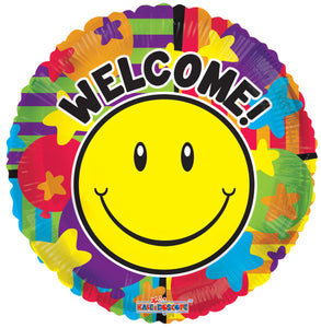 Smiley Welcome!