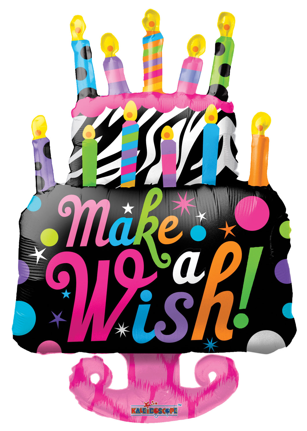 Make A Wish Cake Shape