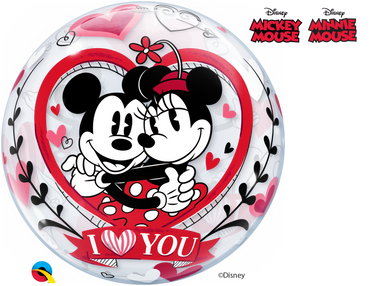 Disney Mickey & Minnie I Love You