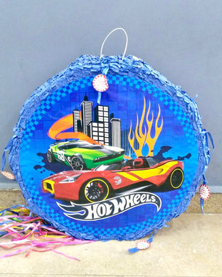 Hot Wheels Piñata