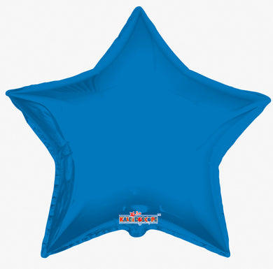 Royal Blue Star