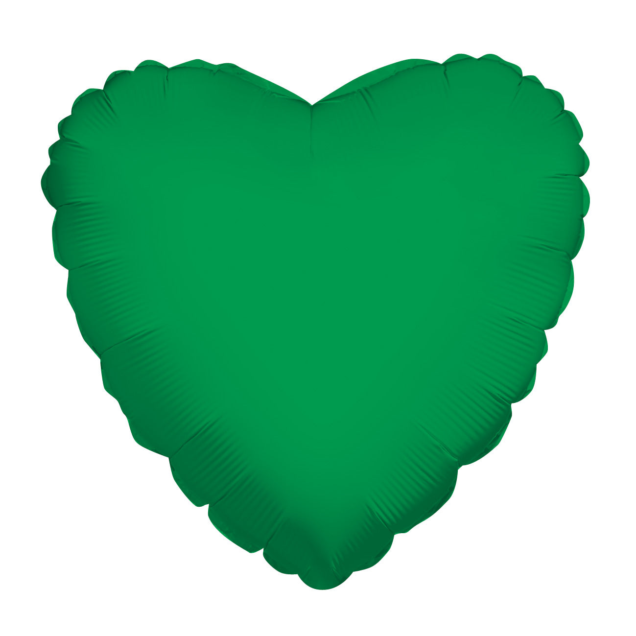 Emerald Green Heart