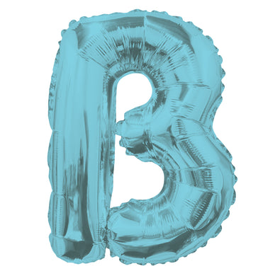 Letter B Light Blue