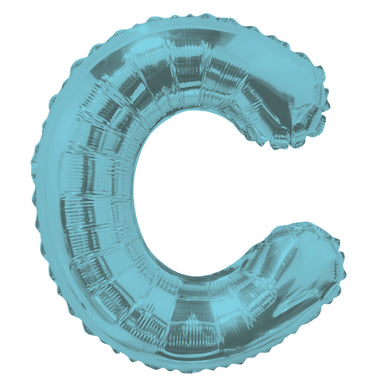 Letter C Light Blue