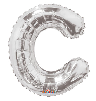 Letter C Silver
