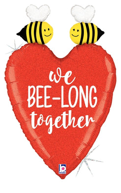 Glittering We Bee-long Together