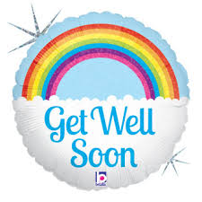 Get Well Soon Rainbow