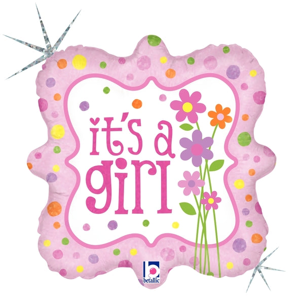 Its a Girl Flowers