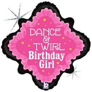 Dance Birthday