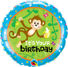 Load image into Gallery viewer, Birthday Monkeys - Go Bananas