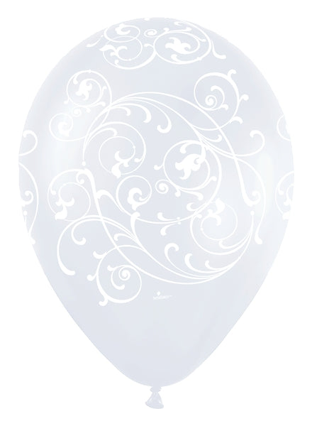 Filigree - Pearl White