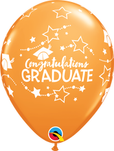 Load image into Gallery viewer, Congratulations Graduate Stars