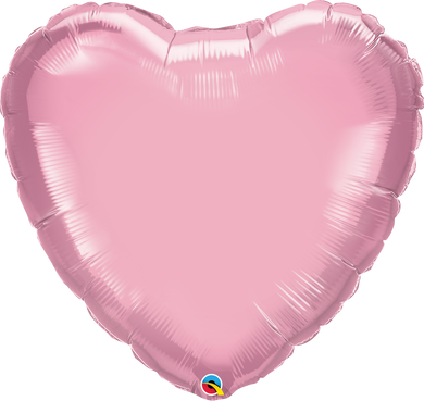 Pearl Pink Heart