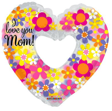 I Love You Mom! Shape
