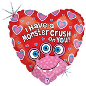 Monster Crush On You