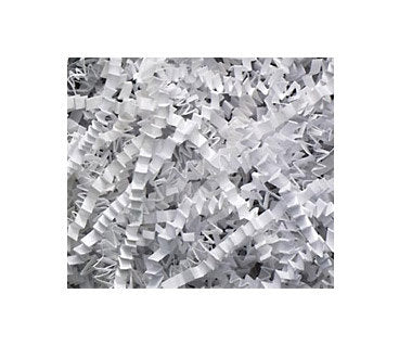 Crinkle Cut Shred - White