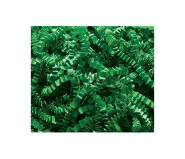 Crinkle Cut Shred - Green