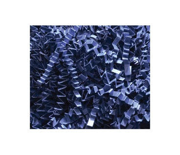 Crinkle Cut Shred - Navy Blue
