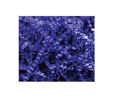 Crinkle Cut Shred - Royal Blue