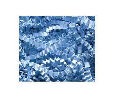 Crinkle Cut Shred - Light Blue