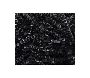 Crinkle Cut Shred - Black