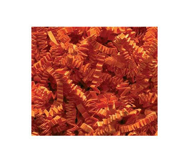 Crinkle Cut Shred - Orange