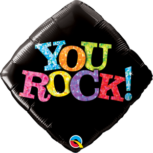 You Rock! Black