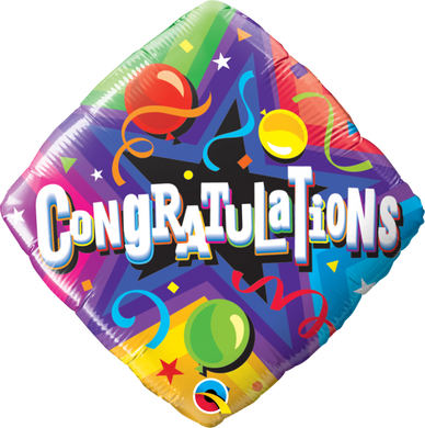 Congratulations Party Time