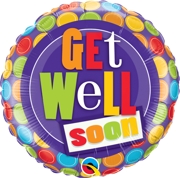 Get Well Dot Patterns