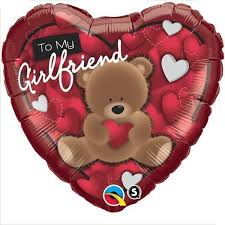 To My Girlfriend Bear