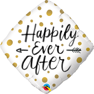 Happily Ever After Gold Dots