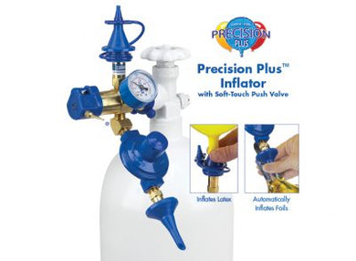 Precision Plus With Soft Touch Push Valve