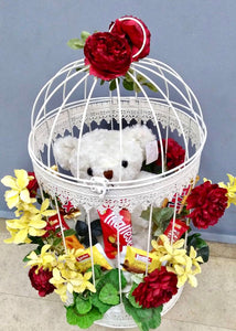 Valentine's Candy Bouquets