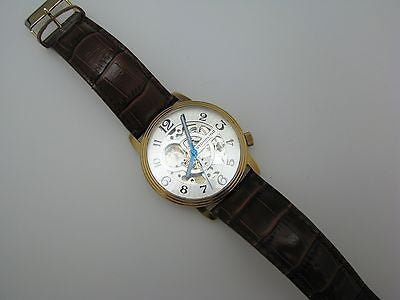 Handsome Open Dial Stuhrling Automatic Watch
