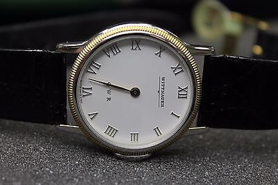 WITTNAUER QWR Handsome Analog Two-Tone Wrist Watch - IN BOX