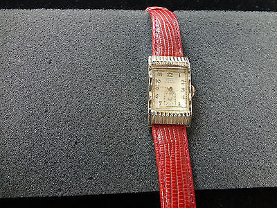 Vintage 1950s Men's Lord Finn Analog Watch