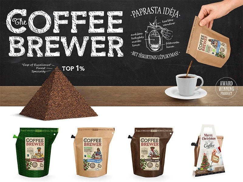 Kava Coffeebrewer - Guatemala (Fairtrade & Organic) - AUTOGARSAS.LT - 2